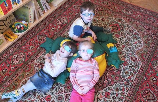 офтальмологический детский сад