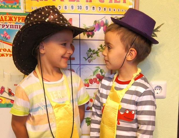 карнавал в детском саду