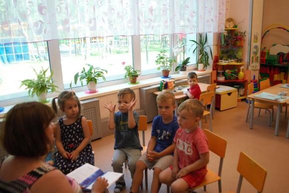 частный детский сад Маленькая страна