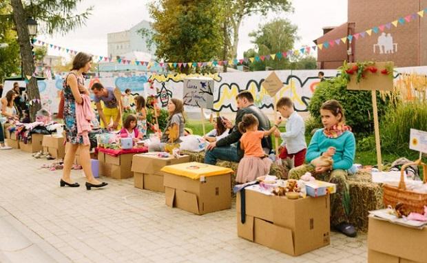 ярмарка для детей картинки