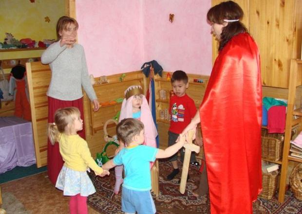 вальдорфский детский сад