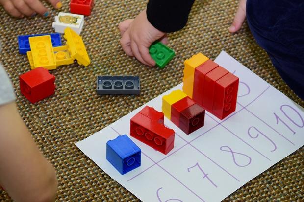 Игры по легоконструированию в детском саду