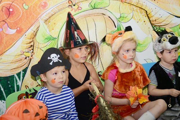 Конкурсу на праздник хэллоуин