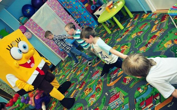 шоу в детском саду