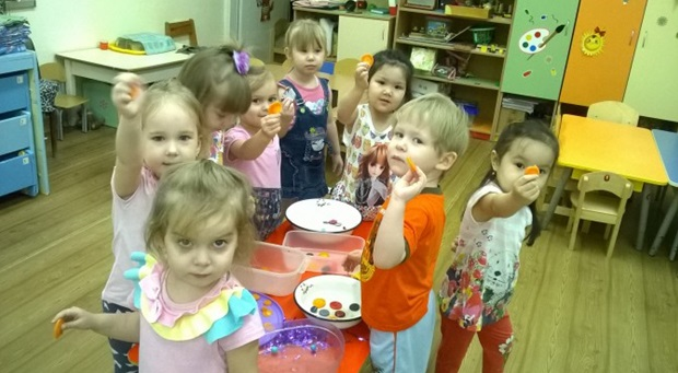 проект в детском саду
