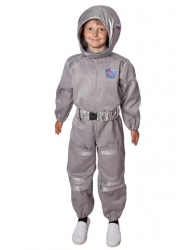 детский костюм космонавтра