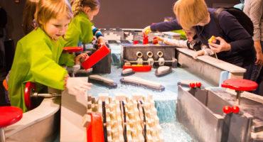 В музее занимательных наук Экспериментаниум появилась новая коллекция экспонатов [июль 2016]