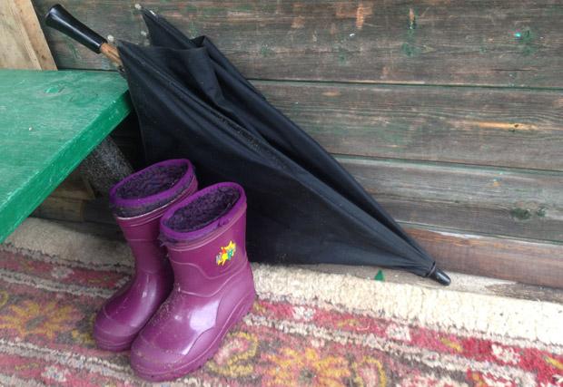 метеостанция в детском саду