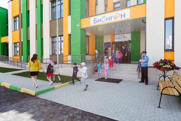 """детский сад """"Загородном квартале"""""""