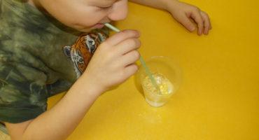 вода в детском саду