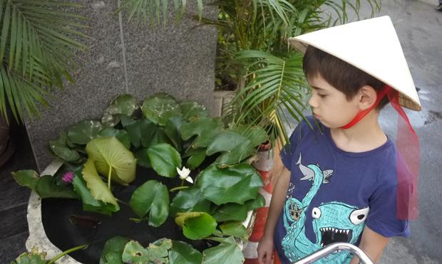 детский сад на иностранном языке