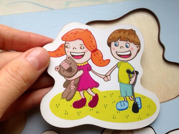 игрушки особенным детям