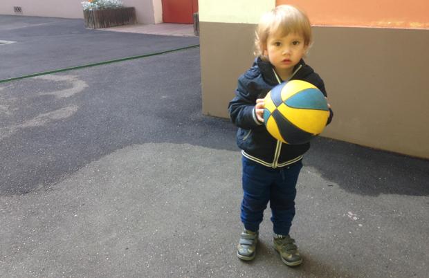 спорт и детский сад