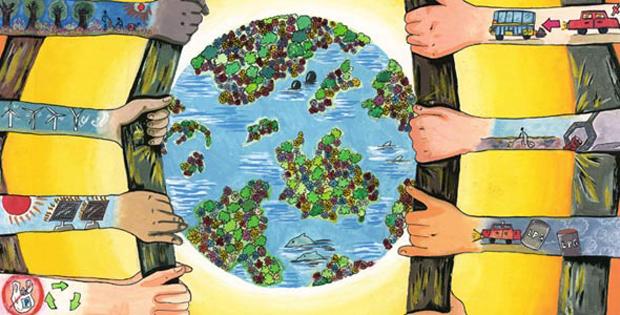 экология в детском саду