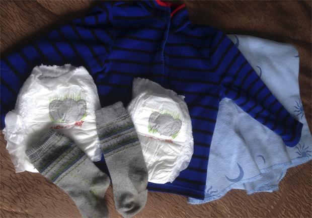 одежда в детский сад