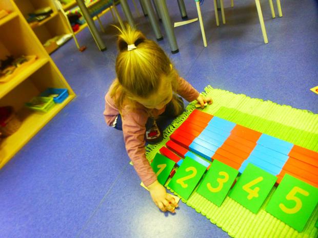 занятия в детском саду