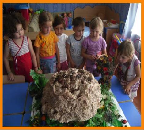 Макеты по экологии в детском саду своими руками 39