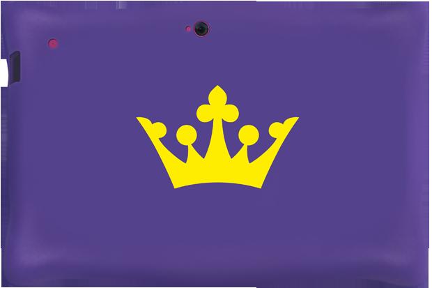 TurboKids Princess NEW – детский планшет для девочек