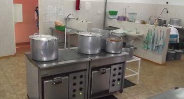 пищеблок детского сада