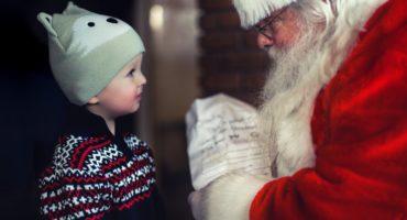 Детям о праздниках Рождестве Христовом и Новом Годе